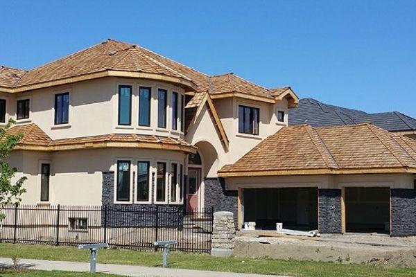 Cedar Shakes Edmonton - Advanced Roofing Systems