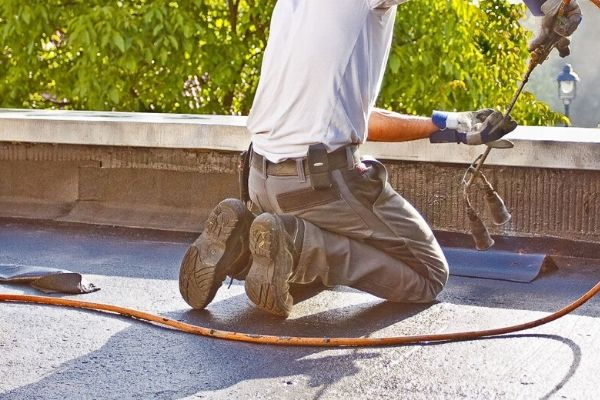 Edmonton Flat Roofing Contractors - Advanced Roofing Systems